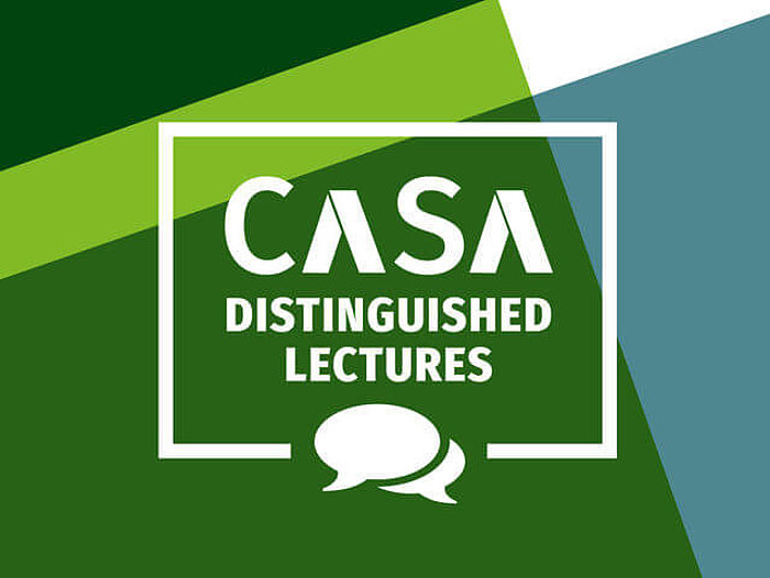 CASA Distinguished Lectures